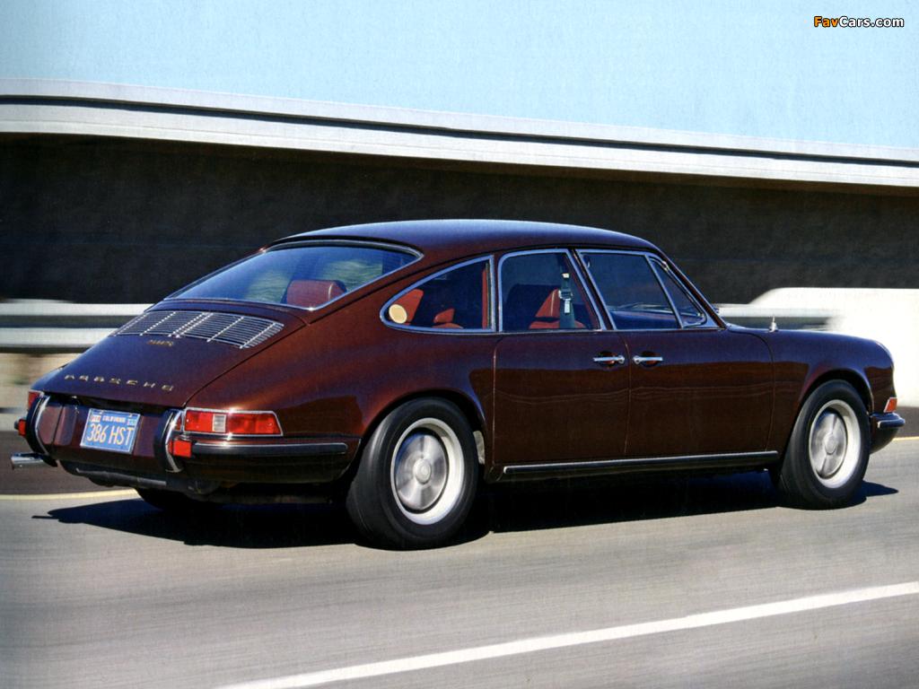 Porsche 911 S 4-door by Troutman 1967 images