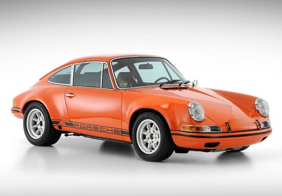Porsche 911 L 2.3 ST Coupe (911) 1970–71 photos