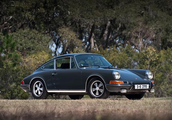 Porsche 911 S 2.2 Coupe US-spec (911) 1970–71 photos