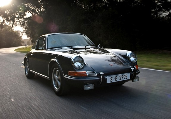Porsche 911 S 2 2 Coupe Us Spec 911 1970 71 Pictures