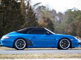 Porsche 911 Speedster North America (997) 2010 photos