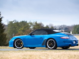 Porsche 911 Speedster North America (997) 2010 pictures