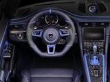 TopCar Porsche 911 Turbo Stinger GTR Cabriolet (991) 2017 photos