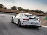 Porsche 911 GT3 (991) 2017 pictures