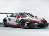 Porsche 911 RSR (991) 2017 wallpapers