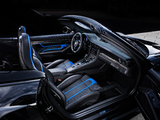 TechArt Porsche 911 Turbo GT Street R Cabriolet (991) 2017 wallpapers