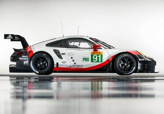 Porsche 911 Rsr 991 2017 Wallpapers