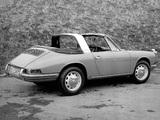 Porsche 912 Targa 1966–69 pictures