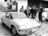 Images of Porsche 914/8 Prototype 1969
