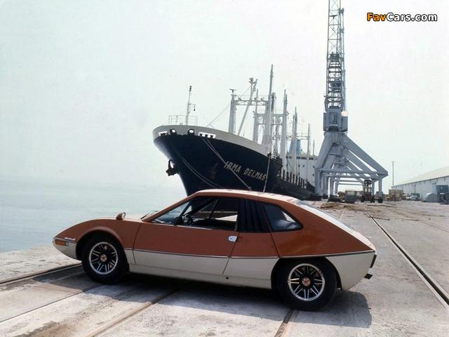 Images of Porsche 914/6 Murene by Heuliez 1969 (640 x 480)
