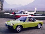Photos of Porsche 914/6 1969–72