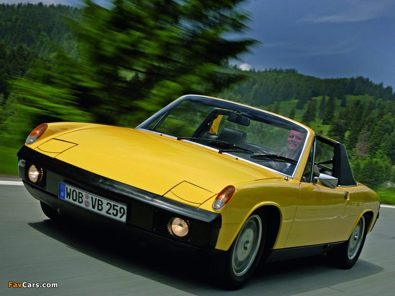 Photos of Porsche 914/4 1.7 1969–73 (800 x 600)