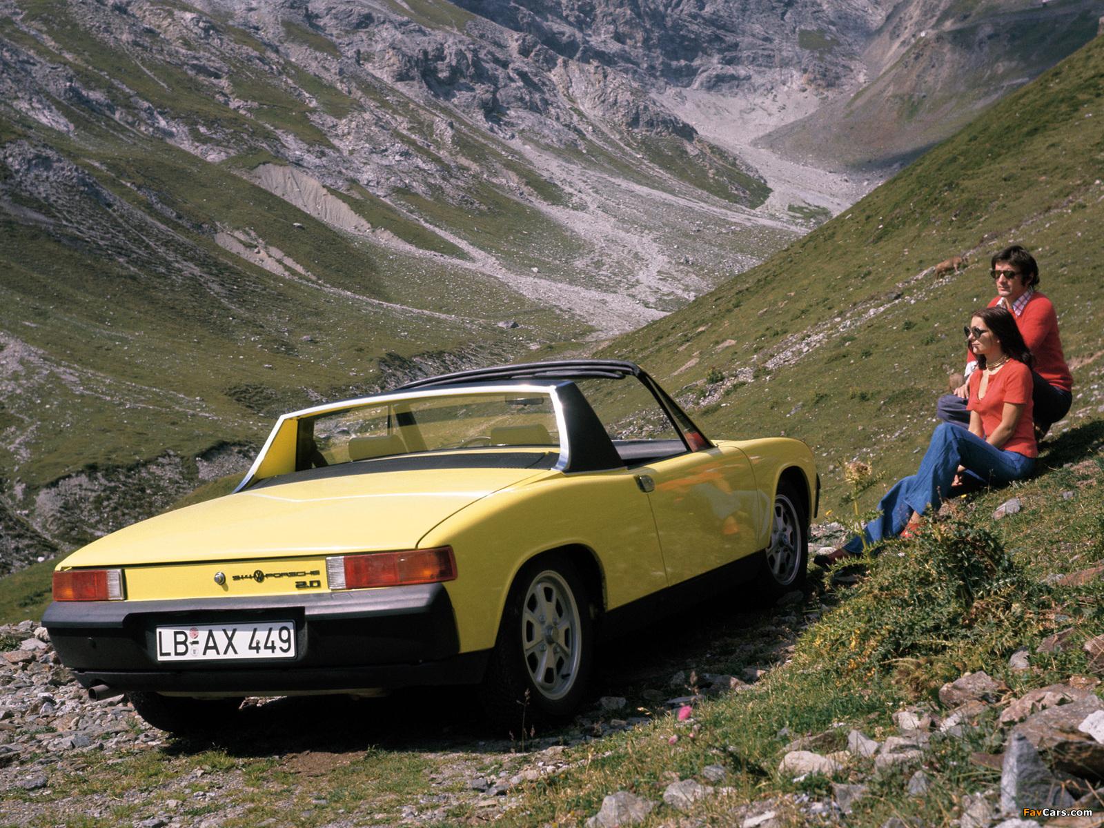 Porsche 914/6 1969–72 images (1600 x 1200)
