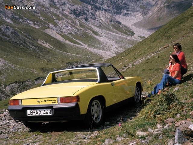 Porsche 914/6 1969–72 images (640 x 480)