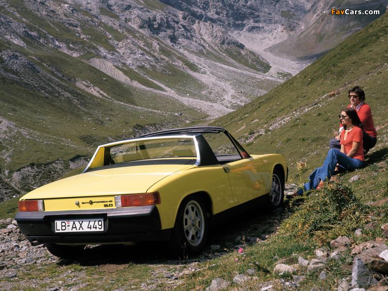 Porsche 914/6 1969–72 images (800 x 600)