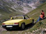 Porsche 914/6 1969–72 images
