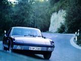 Porsche 914/4 1.7 1969–73 images