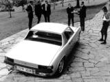 Porsche 914/8 Prototype 1969 images
