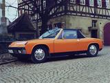Porsche 914/4 1.7 1969–73 photos