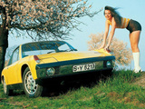 Porsche 914/6 1969–72 pictures