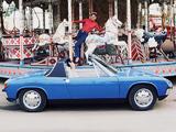 Porsche 914/4 1.7 1969–73 pictures