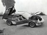 Porsche 914/6 Murene by Heuliez 1969 wallpapers