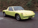 Porsche 916 1972 photos