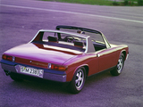 Porsche 914/6 1969–72 wallpapers