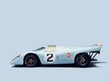 Porsche 917K 1969–71 wallpapers