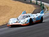 Porsche 917K Magnesium 1971 photos