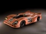 Porsche 917/20 Pink Pig 1971 pictures