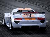 Images of Porsche 918 RSR Concept 2011