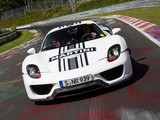 Images of Porsche 918 Spyder Prototype 2012
