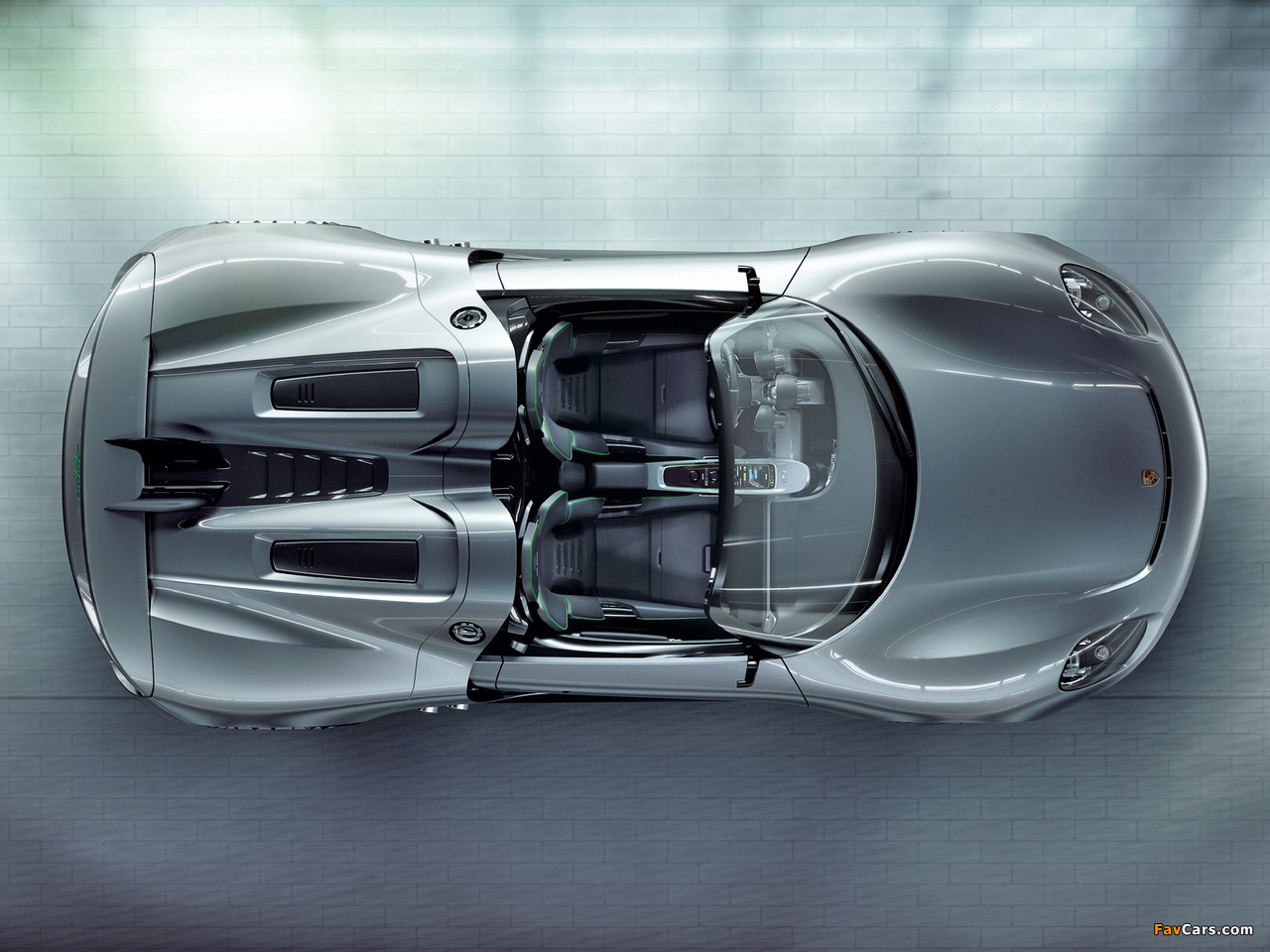 Photos of Porsche 918 Spyder Concept 2010 (1280 x 960)