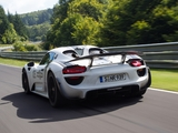 Photos of Porsche 918 Spyder Prototype 2012