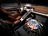 Pictures of Porsche 918 RSR Concept 2011