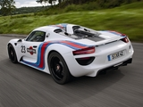 Pictures of Porsche 918 Spyder Prototype 2012