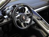 Porsche 918 Spyder Concept 2010 images