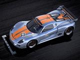 Porsche 918 RSR Concept 2011 images