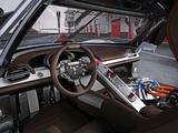 Porsche 918 RSR Concept 2011 photos