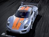 Porsche 918 RSR Concept 2011 pictures