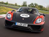 Porsche 918 Spyder Prototype 2013 wallpapers