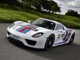 Porsche 918 Spyder Prototype 2012 wallpapers