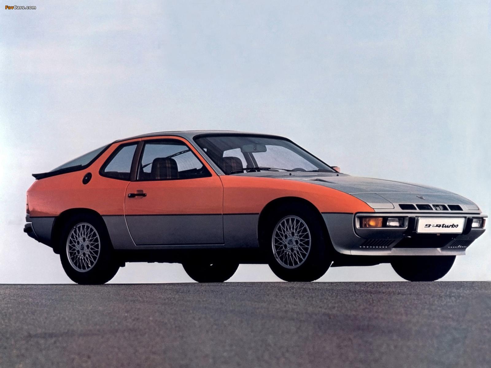 Photos of Porsche 924 Turbo Coupe (931) 1979–84 (1600 x 1200)