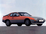 Photos of Porsche 924 Turbo Coupe (931) 1979–84