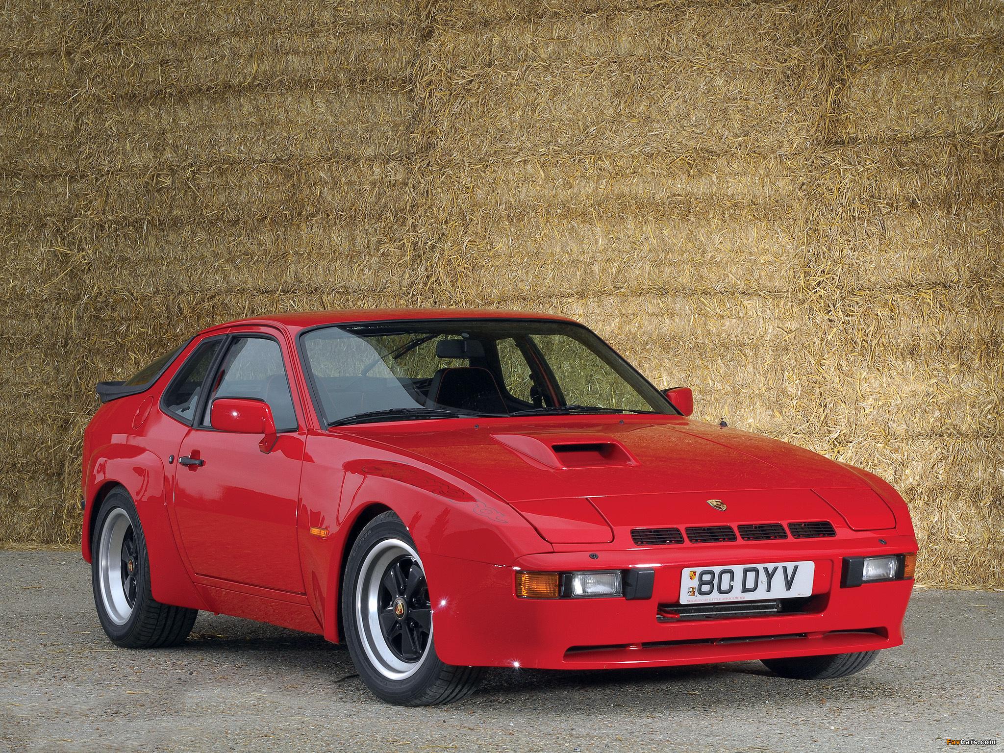 Pictures of Porsche 924 Carrera GT UK-spec (937) 1981 (2048 x 1536)