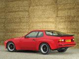 Pictures of Porsche 924 Carrera GT UK-spec (937) 1981