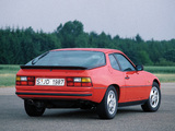 Pictures of Porsche 924 S Coupe 1986–88