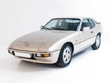 Pictures of Porsche 924 S Coupe UK-spec 1986–88
