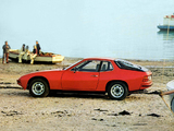 Porsche 924 Coupe 1976–85 photos